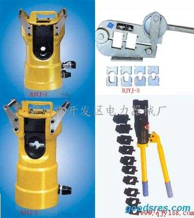 快速手动液压钳,机械式压线钳图片