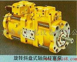 供应日本川崎轴向柱塞泵k3v112dt图片