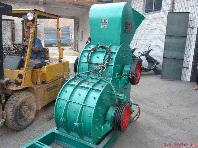 粉碎设备|双级无筛底湿料粉碎机|煤矸石粉碎机