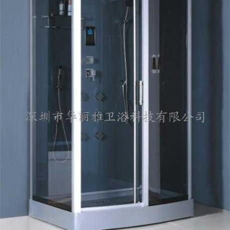 华丽雅整体淋浴房 蒸汽淋浴房 简易淋浴房