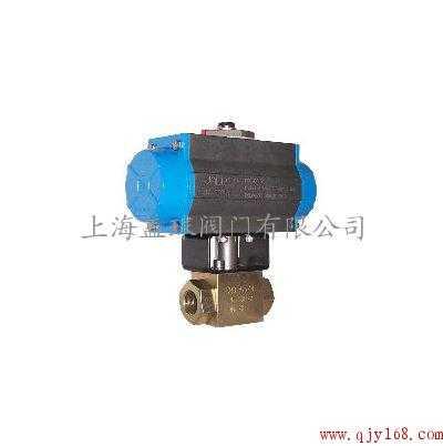 气动高压球阀q641n-320图片