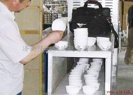 陶瓷干燥定型产线