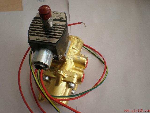 二位四通电磁阀:8342系列直动式,8344系列先导式,8345系列先导紧凑型.图片