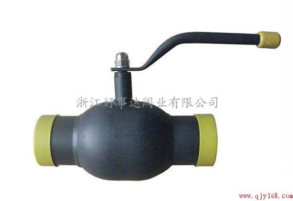 碳钢/不锈钢埋地式全焊接球阀(q61f)图片