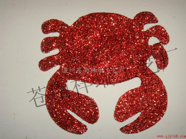 螃蟹剪纸步骤图片大全