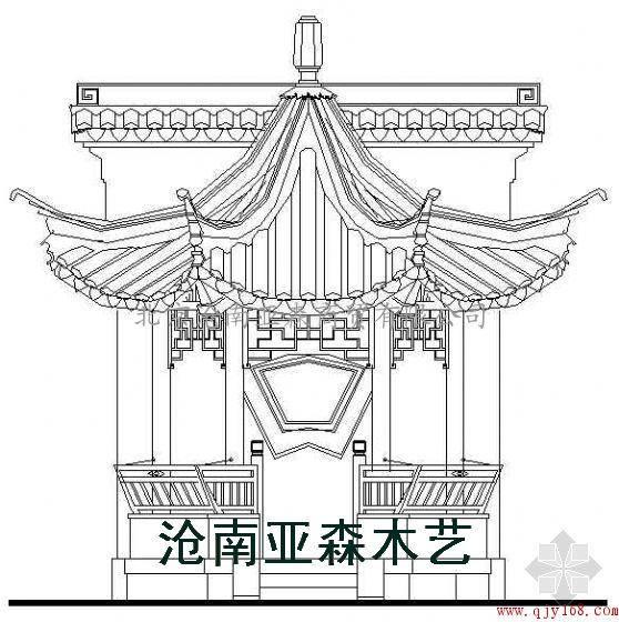 工程图 简笔画 平面图 手绘 线稿 558_560
