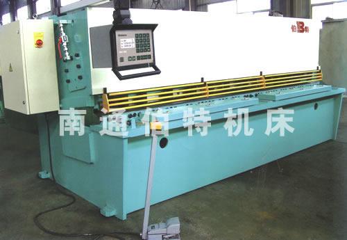供应上海剪板机|上海剪板机价格|南通伯特