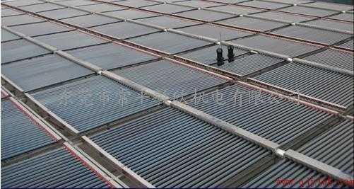东莞太阳能集热器工程