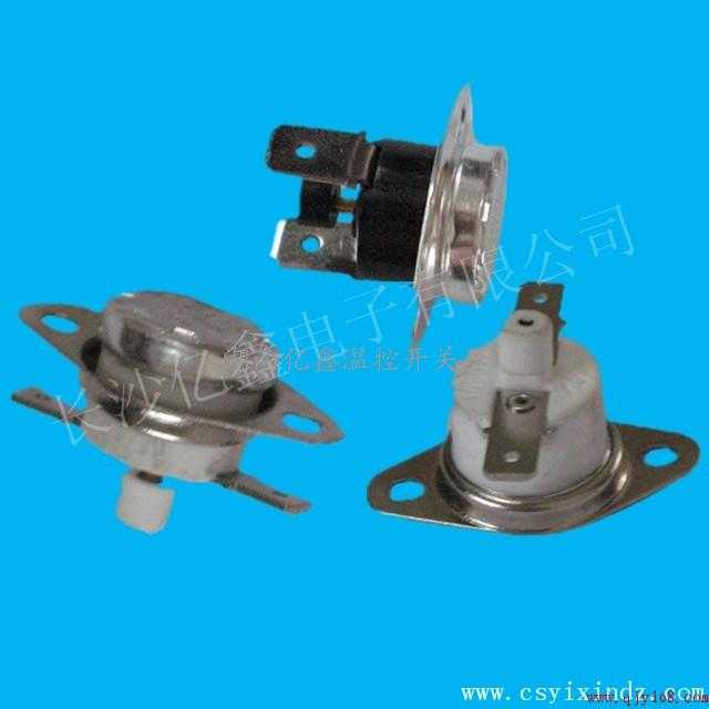 ksd301手动复位温控器,饮水机专用温控器温控开关