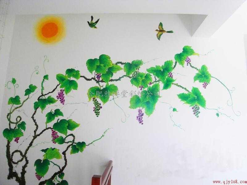合肥儿童房手绘|合肥景观手绘培训班|不能错过的家庭装修知识w