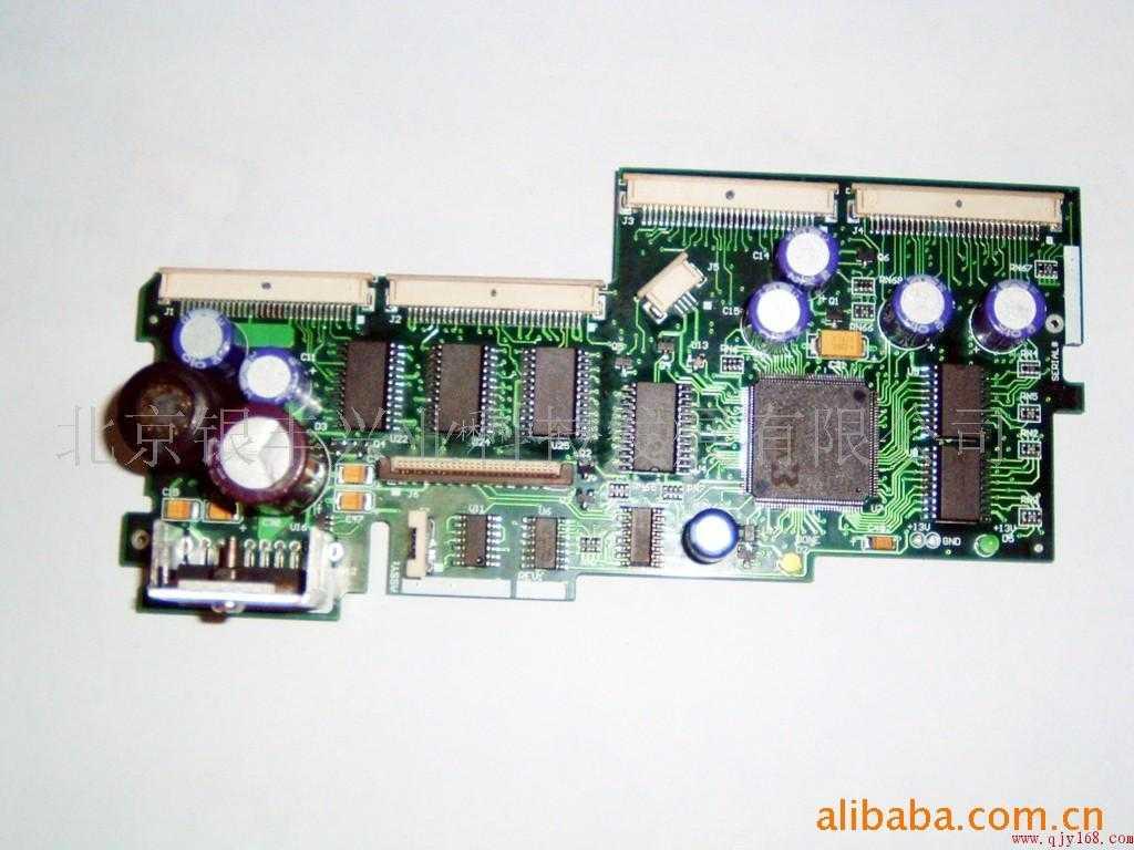 写真机小车架 供应配件有:主板,小车板,液晶屏,按键板,数据线,打印线
