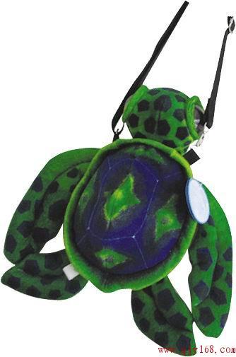 时尚卡通包包,仿生海洋动物,乌龟大眼龟包,新奇产品,专利ce图片