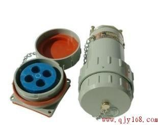 无火花型防爆航空插头插座 航空插头插座 防爆插头插座