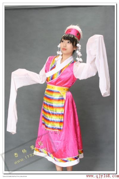 傣族舞卡通人物图片展示