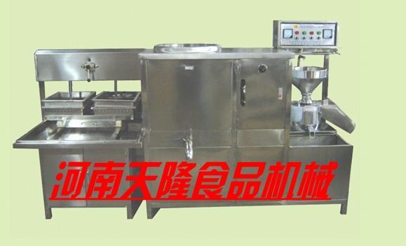 广东自动豆腐机/豆腐加工机械/做豆腐机器