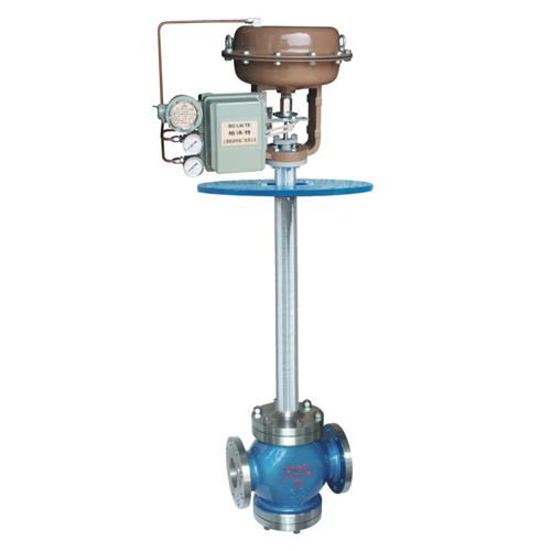 zmap,zmbp-d系列气动薄膜低温单座调节阀,单座柱塞阀芯图片