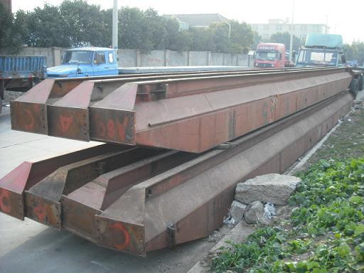 5吨桥式单梁行车