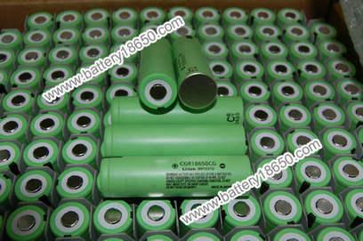 松下cgr18650-2250mah锂电池电芯全新原装