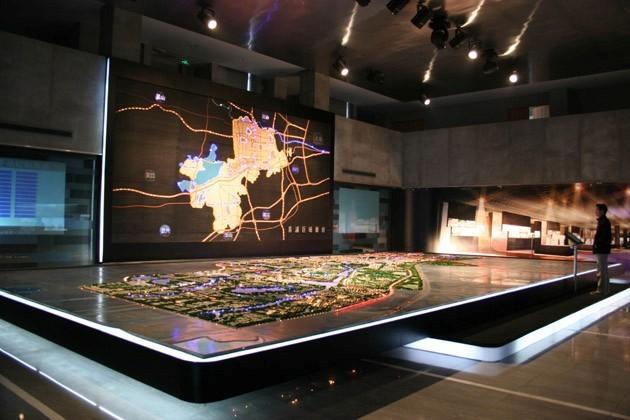 展览馆,博物馆,科技馆,营业厅,指挥中心,多媒体展厅,数字城市规划