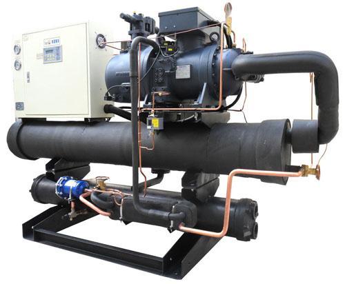 冷媒管路: 包含高压逆止阀,膨胀阀,电磁阀,液路止阀,窗口,水份指示器图片