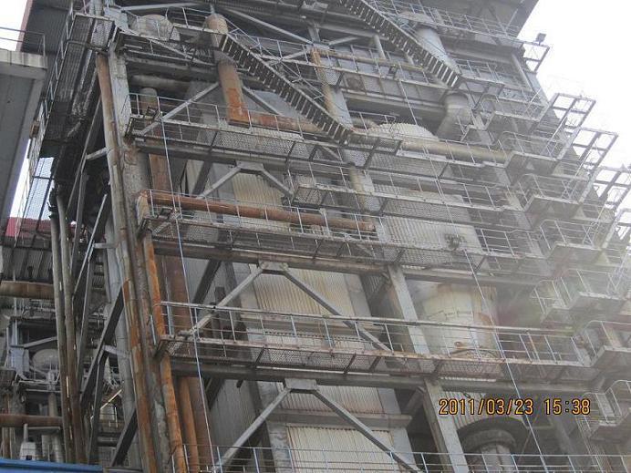 一,金属结构防腐 大型钢结构厂房,高压线铁塔,变电站,桥梁,煤矿井架