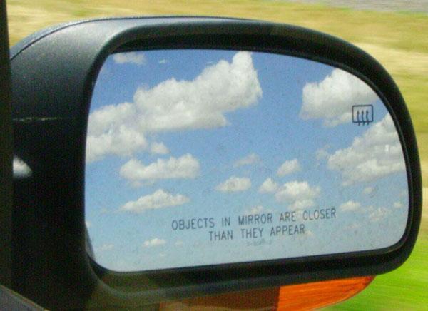 汽车后视镜,内视镜激光刻字
