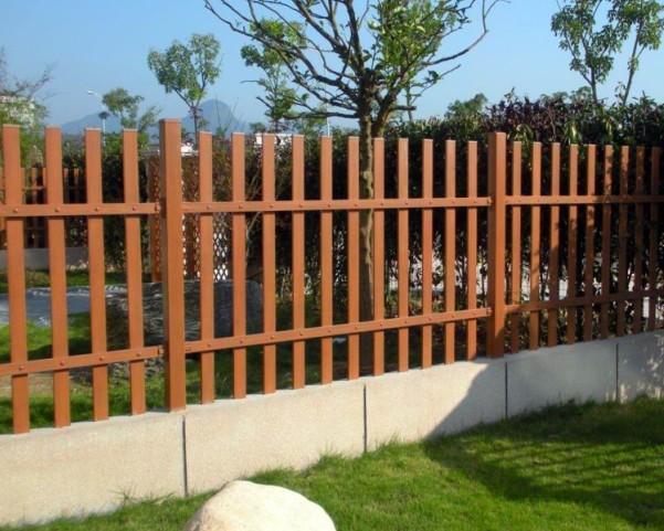 围墙效果图庭院