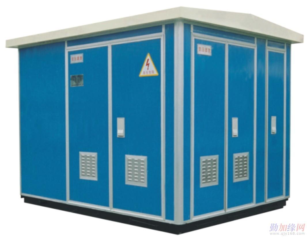 10kv箱式变电站生产厂家图片