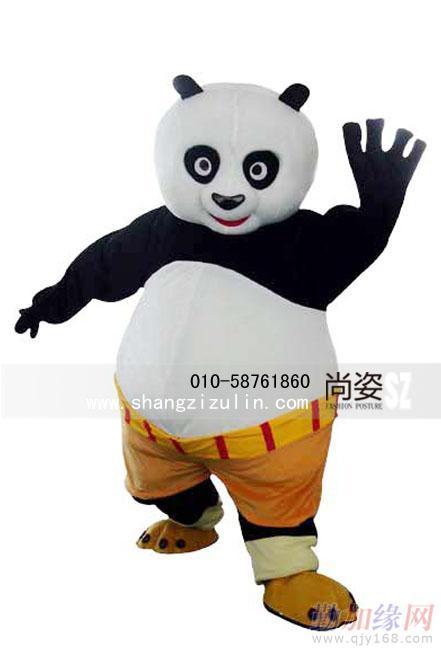机器猫租赁/功夫熊猫租赁-卡通服装租赁