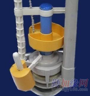 排水阀支架断裂维修更换英陶马桶维修021-65195301图片