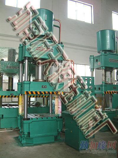 1000吨油压机_四柱液压机价格,液压机工作原理