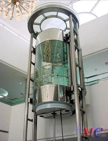 液压观光电梯,上海观光电梯图片