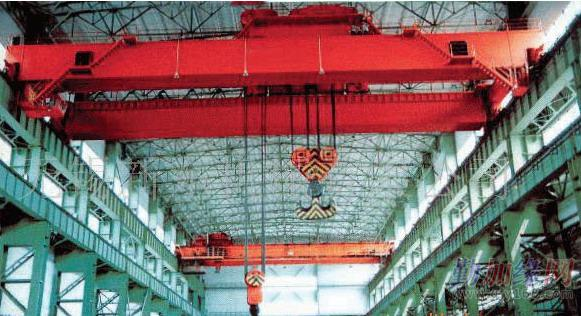 专业生产制造各规格双梁通用桥式起重机/行车图片