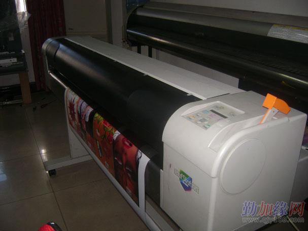 二手武藤900c写真机移门打印机小幅面写真机
