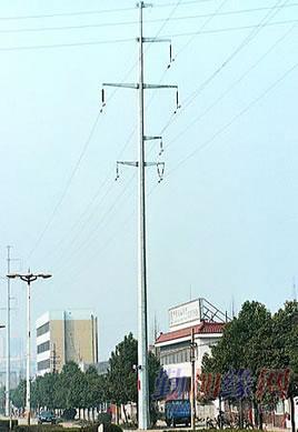 电力钢管杆塔;钢管塔,霸州市金属钢杆厂