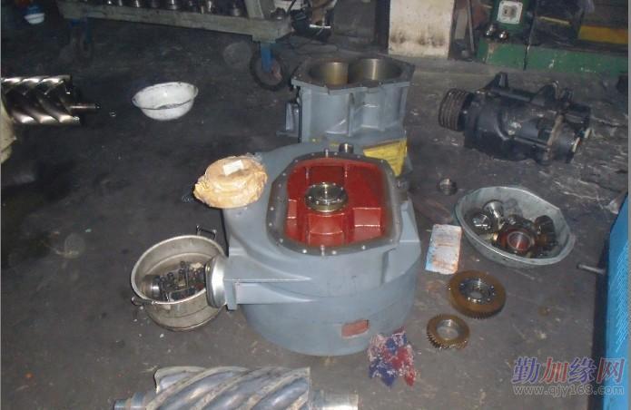 山东螺杆空压机机头维修技术