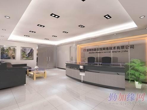 深圳宝安吊顶,客厅隔断,办公室吊顶,水电安装天花铝扣板装修多少钱一平方图片