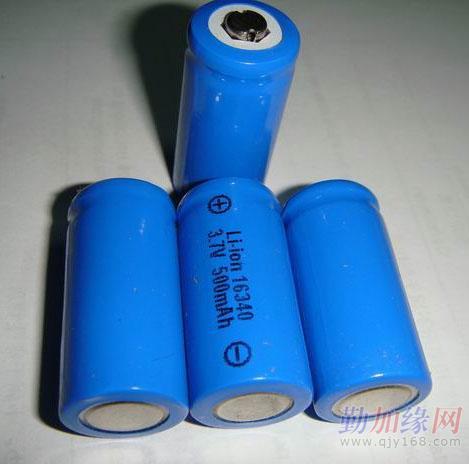 16340锂电池_16340锂电池价格图片