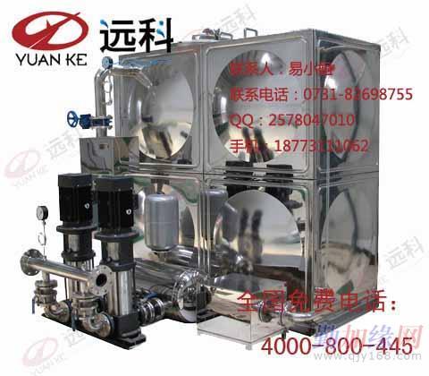 3,全自动全自动气压给水设备原理:  jbh系列全自动全