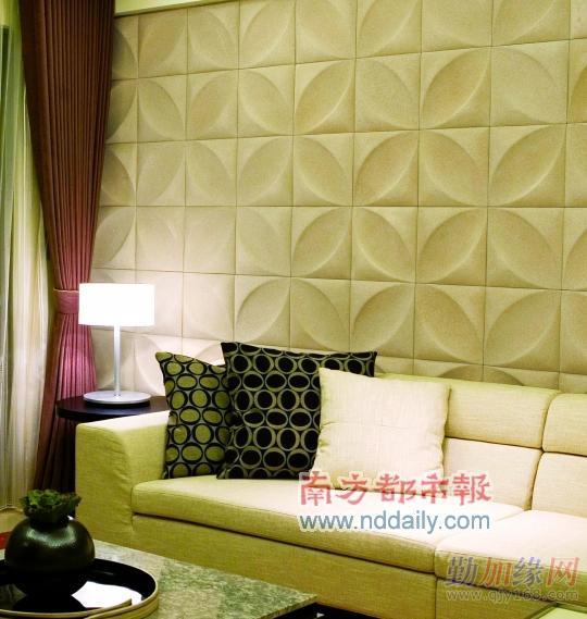 广州雕塑公司人造砂岩背景墙