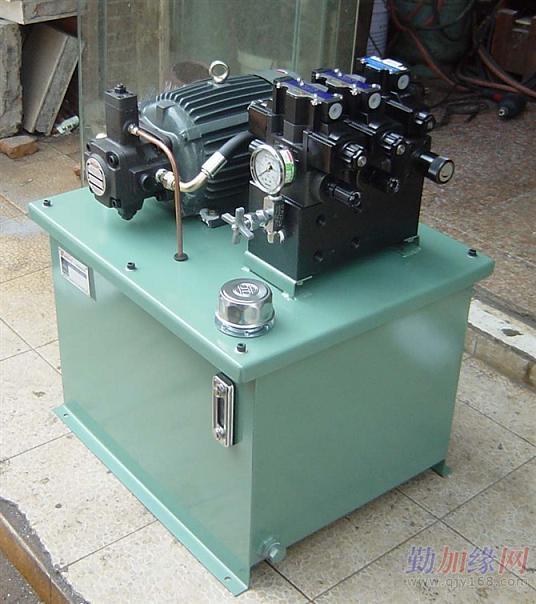 东莞小型液压站,pa-210,系列液压泵站图片