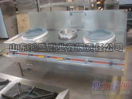 型号:单眼灶(可为燃天然气/液化气/煤炭)外形尺寸:800×