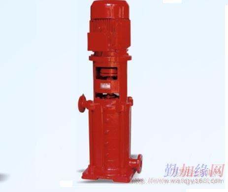 xbd-dl型立式多级消防泵图片