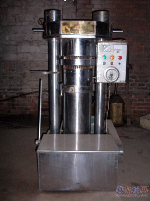 液压榨油机_液压榨油机价格图片