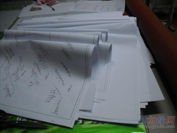 v图纸图纸图打印、CAD蓝图、晒模型、出图扫图纸木船工程图片