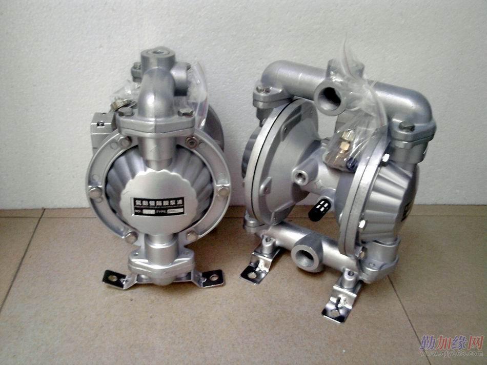 气动双隔膜泵_气动双隔膜泵价格图片