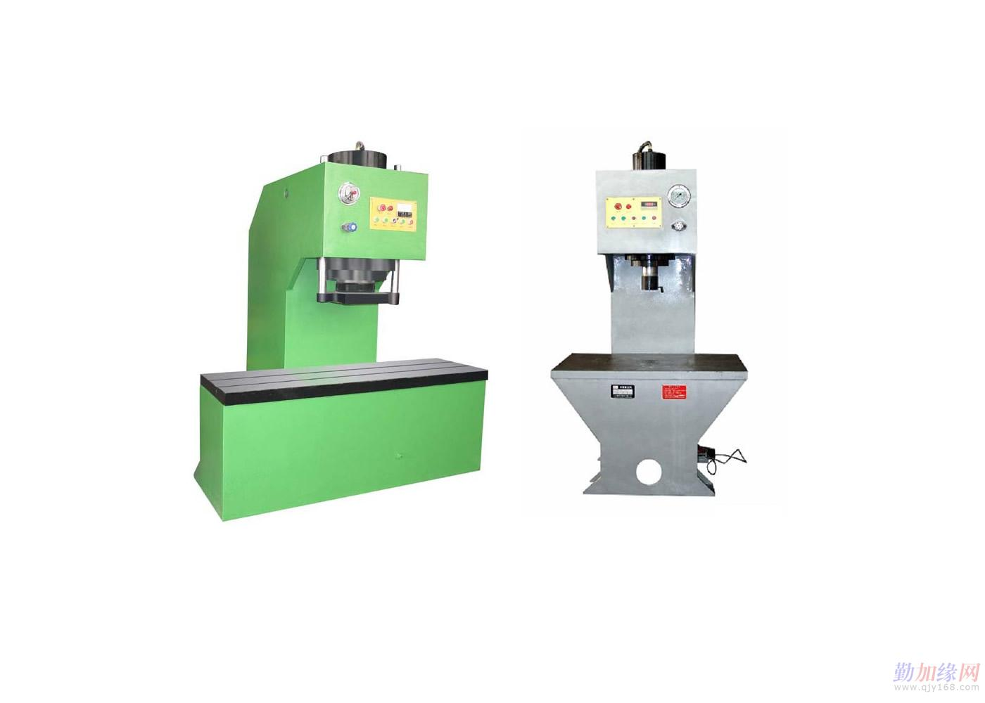 小型油压机_小吨位液压机图片