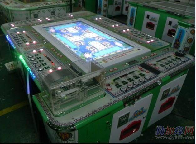 —广州市番禺区,占地约面积两千多平米,是一家大型游戏机技术