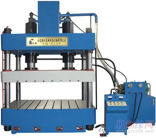 电机铁芯压装液压机-山东东城优质供应-锻压机