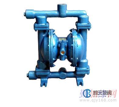 qby不锈钢气动隔膜泵_qby不锈钢气动隔膜泵价格图片